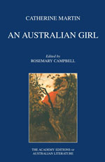 An Australian Girl Cover